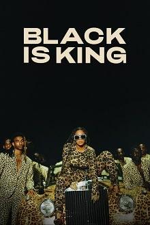 Black Is King постер фильма
