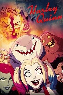 Харли Квинн постер сериала