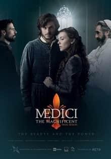 Медичи: Повелители Флоренции постер сериала