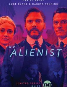 Алиенист постер сериала