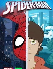 Человек-паук постер сериала