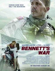 Война Беннетта (2019) постер фильма