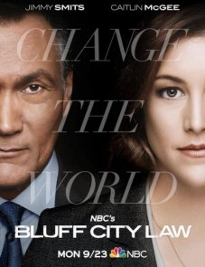 Bluff City Law постер сериала