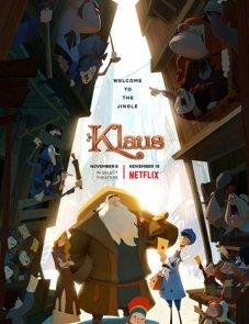 Клаус постер фильма