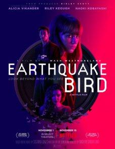 Предвестник землетрясения постер фильма