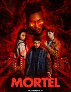 Mortel постер сериала