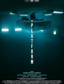Платформа постер фильма