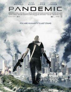 Пандемия (2016) постер фильма