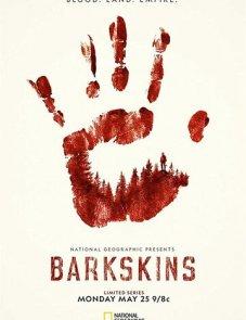 Barkskins постер сериала