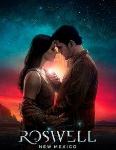 Розуэлл, Нью-Мексико постер сериала