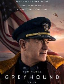 Грейхаунд (2020) постер фильма