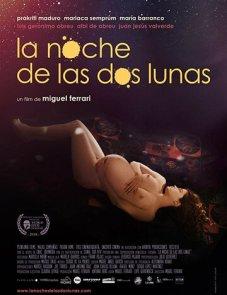 Ночь двух лун постер фильма