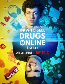 Как продавать наркотики онлайн постер сериала