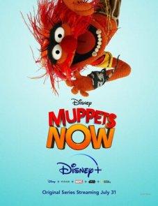 Маппеты сегодня постер сериала
