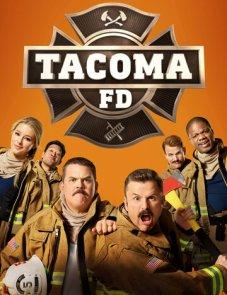 Пожарная служба Такомы постер сериала