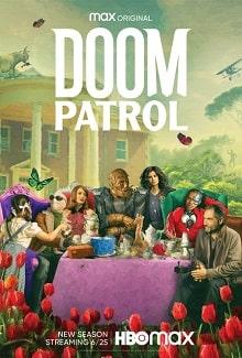 Роковой патруль постер сериала