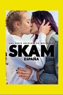 Стыд. Испания постер сериала